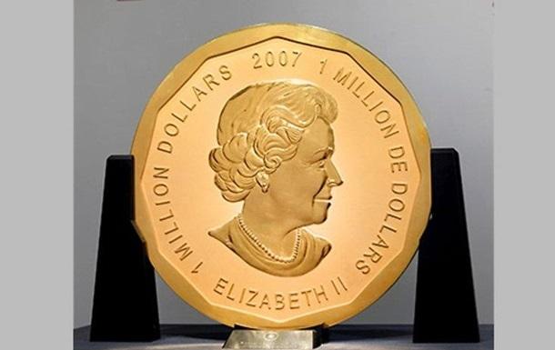 В Берлине украли золотую монету весом 100 кг