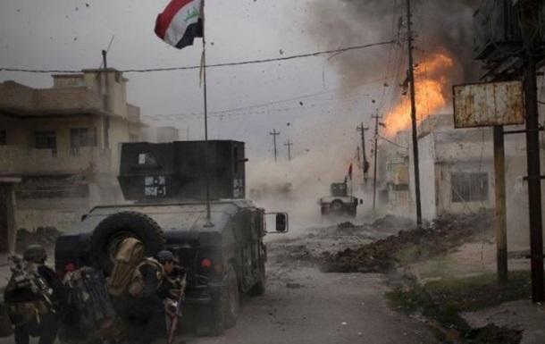 У Мосулі виявили більше 100 тіл на місці авіаударів, завданих коаліцією