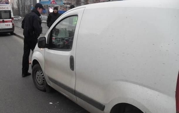 У Києві водії влаштували перестрілку