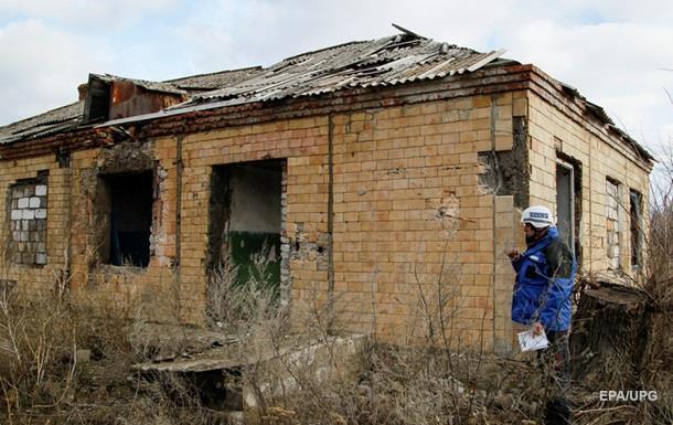 На Луганщині обстріляли безпілотник ОБСЄ