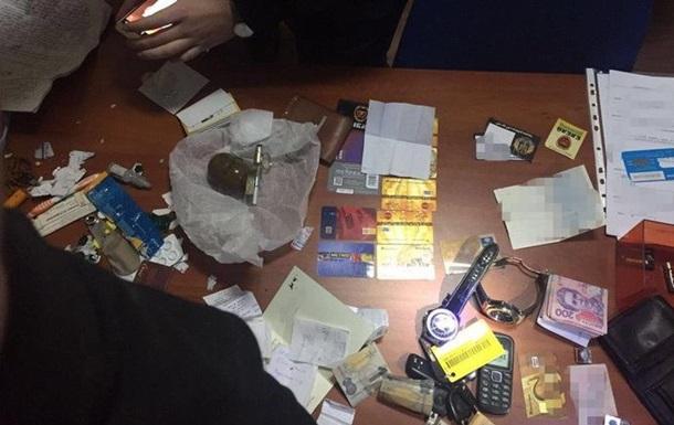 На Київщині затримали організовану групу рекетирів