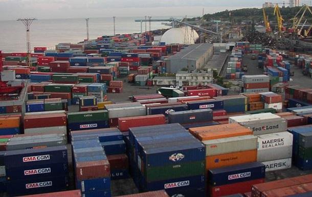 Украина потеряла $25 миллиардов от экспорта