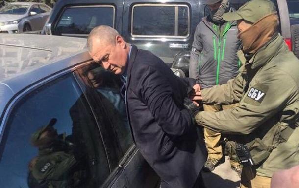 Чиновник Одеської ОДА затриманий за хабар – ЗМІ