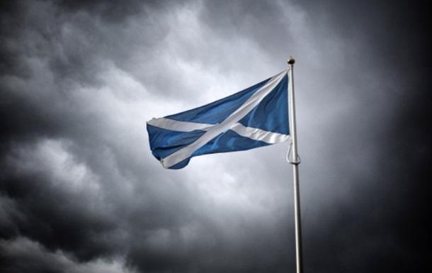 Парламент Шотландії схвалив референдум про незалежність