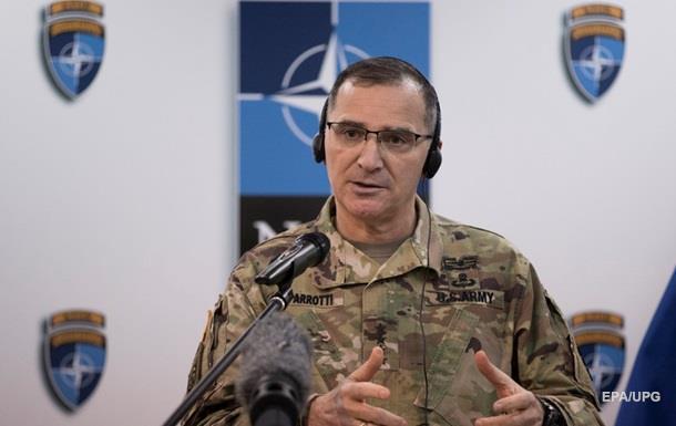 Головком США в Європі просить більше військ через РФ