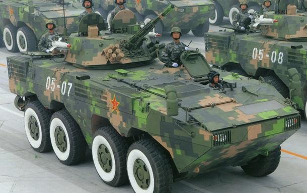 Таїланд закупить китайські БТР і танки