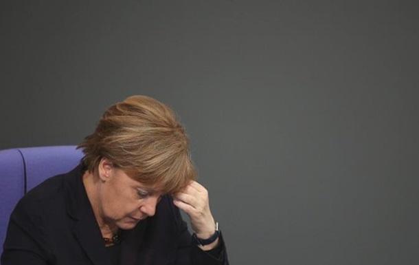 Меркель назвала умову своєї відставки