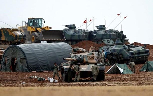 Туреччина оголосила про завершення операції в Сирії