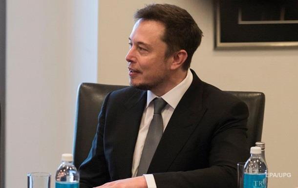 Київ запропонував Ілону Маску співпрацю