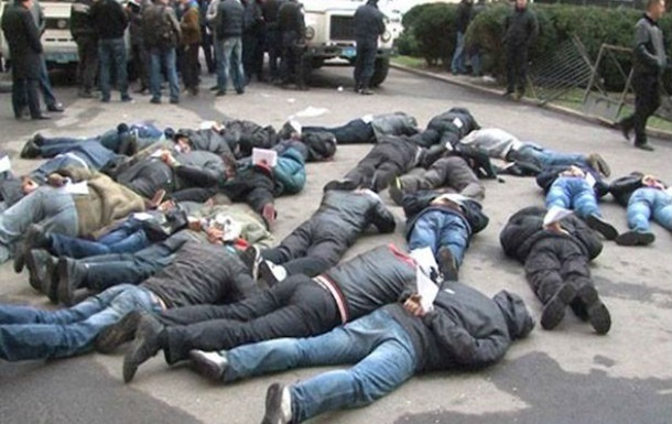 В Харькове посадили участника штурма ОГА