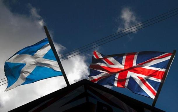 Шотландія просить у Британії ще один референдум