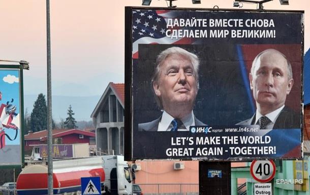 У Кремлі розповіли про подібність Путіна і Трампа