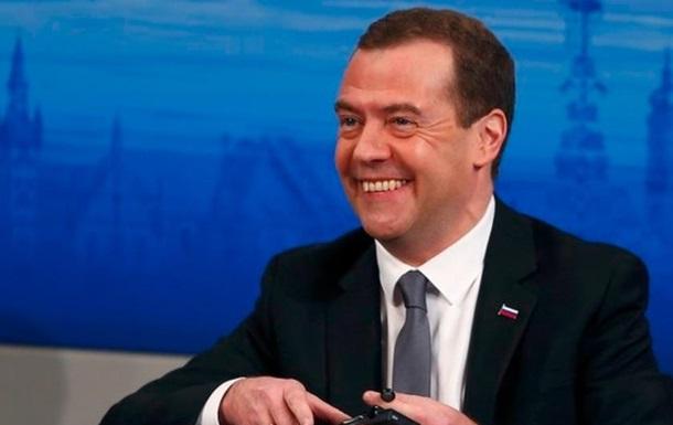 Кремль: Обвинения Медведева в коррупции - популизм
