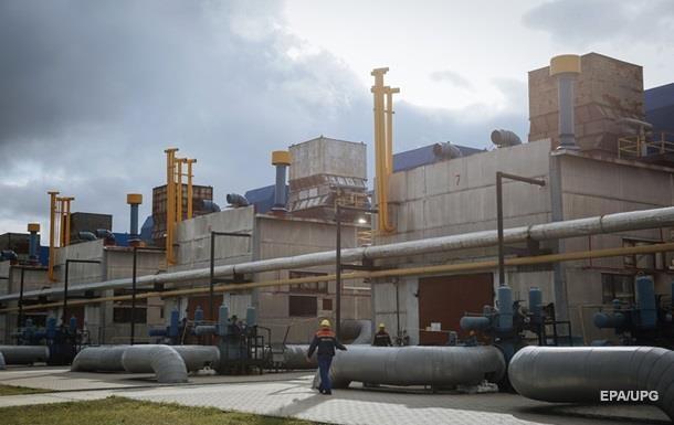 Україна зменшила в чотири рази заявку на імпорт газу зі Словаччини