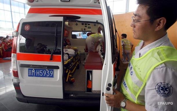 У Китаї зіткнулися 40 автомобілів: сім загиблих