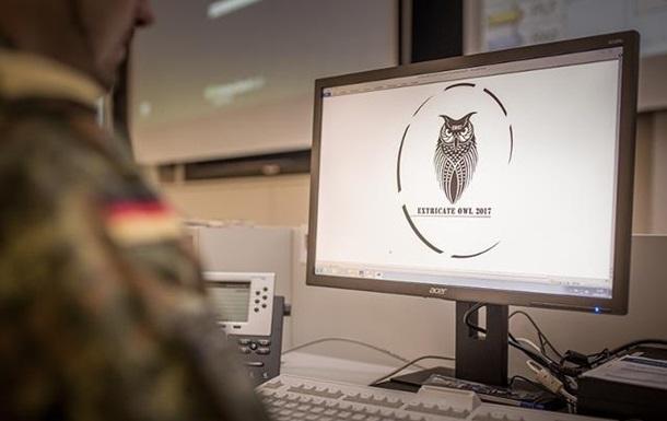 В Германии начал работу штаб кибервойск