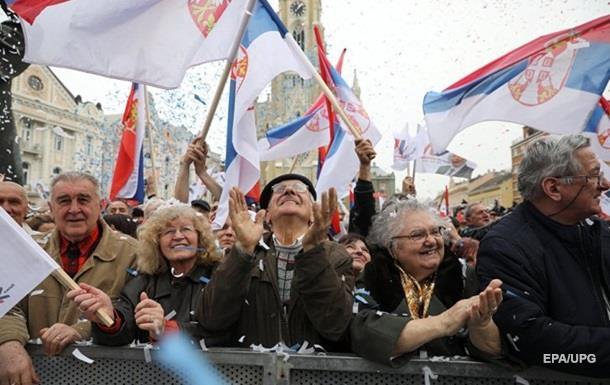 У Сербії обирають президента