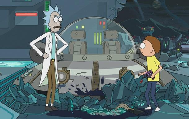 Вийшов новий сезон мультсеріалу «Рік і Морті»