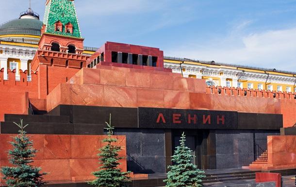Православна церква хоче поховати тіло Леніна