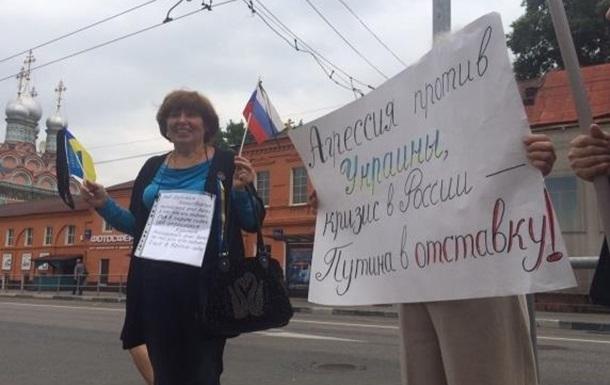 Россиянам Донбасс не нужен