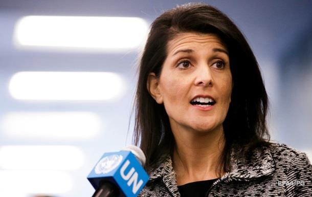 США критикують РФ за Україну і Крим, але продовжують співпрацю - Хейлі