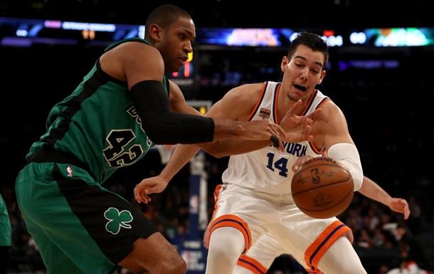 НБА: Нью-Йорк поступився Бостону, Голден Стейт обіграв Вашингтон