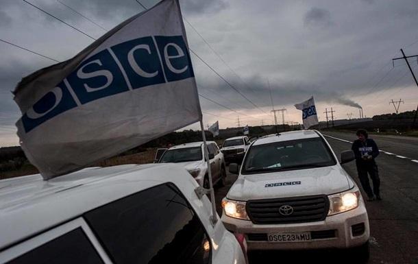 ОБСЄ: Авдіївкою їздить фейкове авто спостерігачів