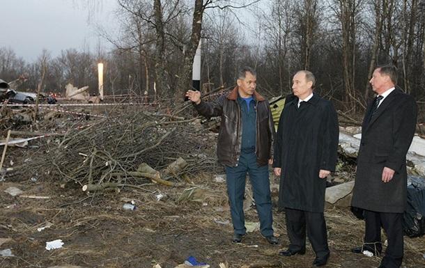 Катастрофа Ту-154: Москва відкинула звинувачення