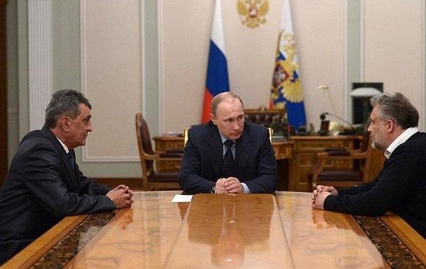 Алексей Чалый станет конкурентом Путина в 2018 году?