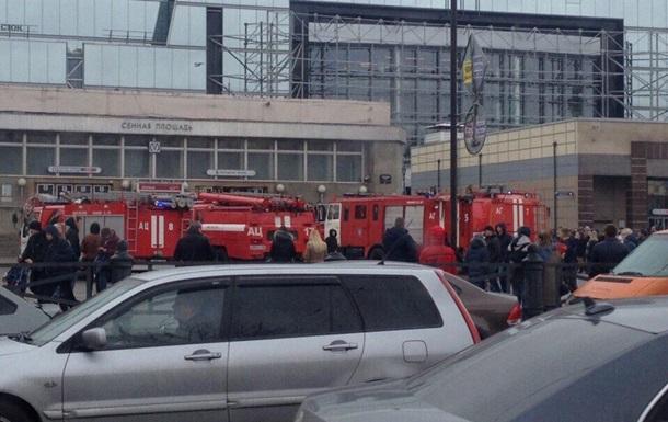 У Санкт-Петербурзі закрили вісім станцій метро