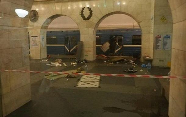 У метро Петербурга виявили ще одну бомбу - ЗМІ