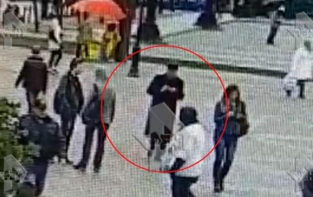 З явилося відео з  петербурзьким терористом