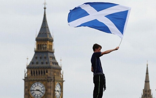 Іспанія хоче підтримати незалежність Шотландії
