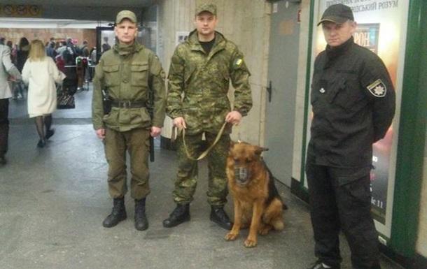 У метро Києва введено посилений режим безпеки