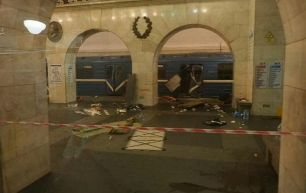 Теракт в Пітері. Українців серед постраждалих немає
