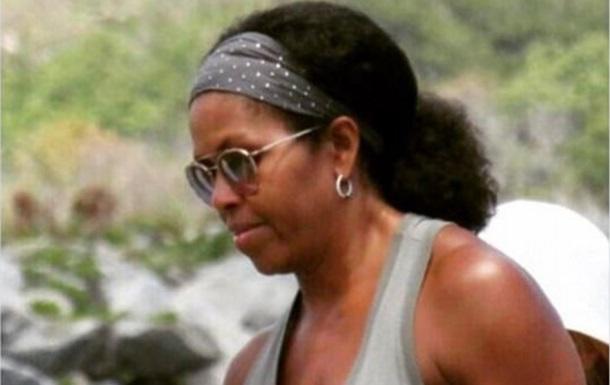 Фото кучерявої Мішель Обами стало вірусним