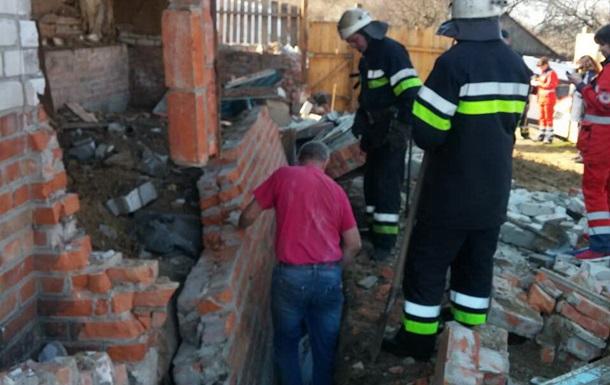 В Ізюмі стіна, що впала, вбила робочого