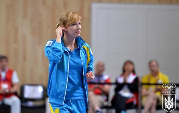 Костевич - найкраща спортсменка березня в Україні