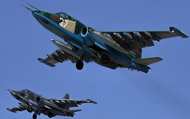 Росія розпочала навчання фронтової авіації в Криму