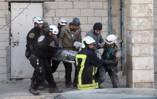 Газова атака в Сирії: 35 загиблих