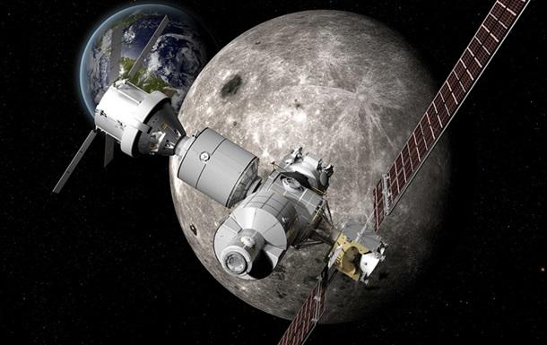 Boeing показав концепт навколомісячної станції