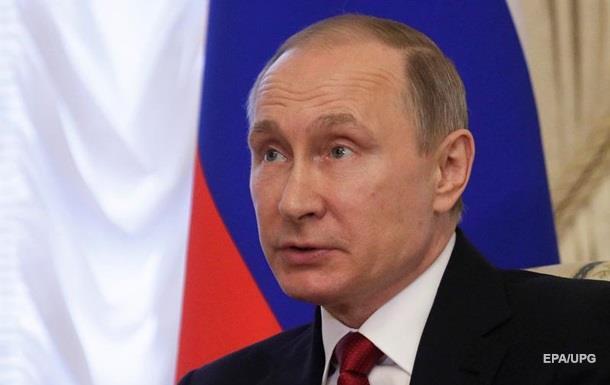 Путін хоче, щоб Україна зняла блокаду із ЛДНР