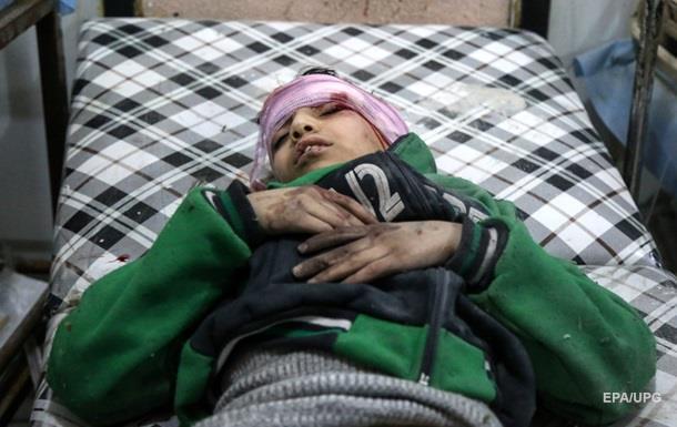 Химатаки в Сирии. Новая эскалация конфликта