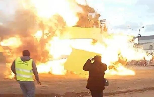 Вибух на фабриці у Португалії: п ять жертв