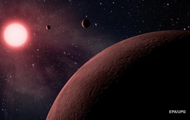 Поблизу Марса знайдені останки померлої планети