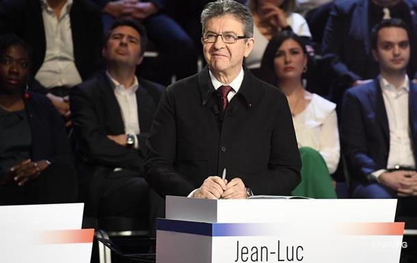 На президентських дебатах у Франції новий лідер