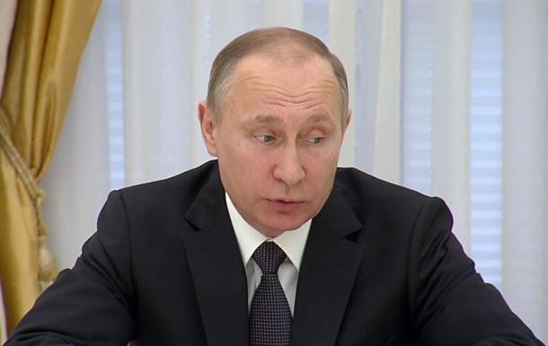 Путін: Усі країни СНД - потенційні об єкти для атакування терористами