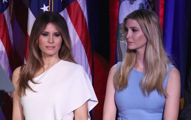 Бриллианты Трампа. За что судят Иванку и Меланию