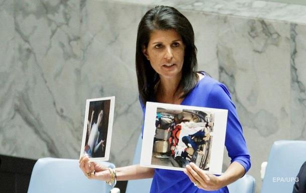 США пообіцяли вжити власні заходи до Асада