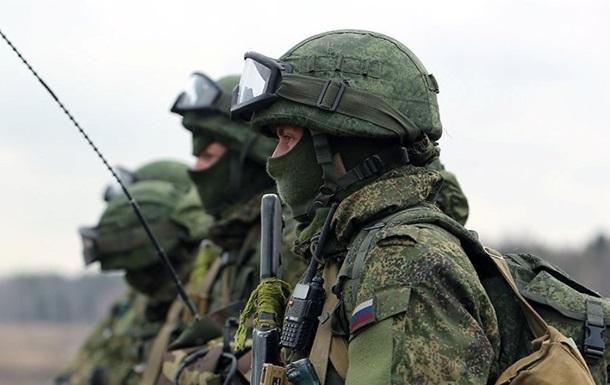 У Росії обстріляли співробітників Нацгвардії